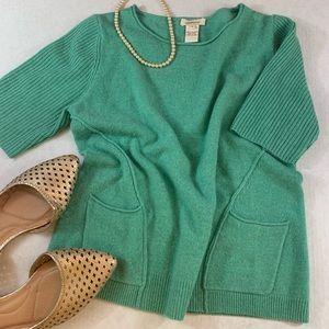 Sundance 100% Cashmere Pullover Sweater Soft